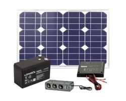 Insellösung Solar